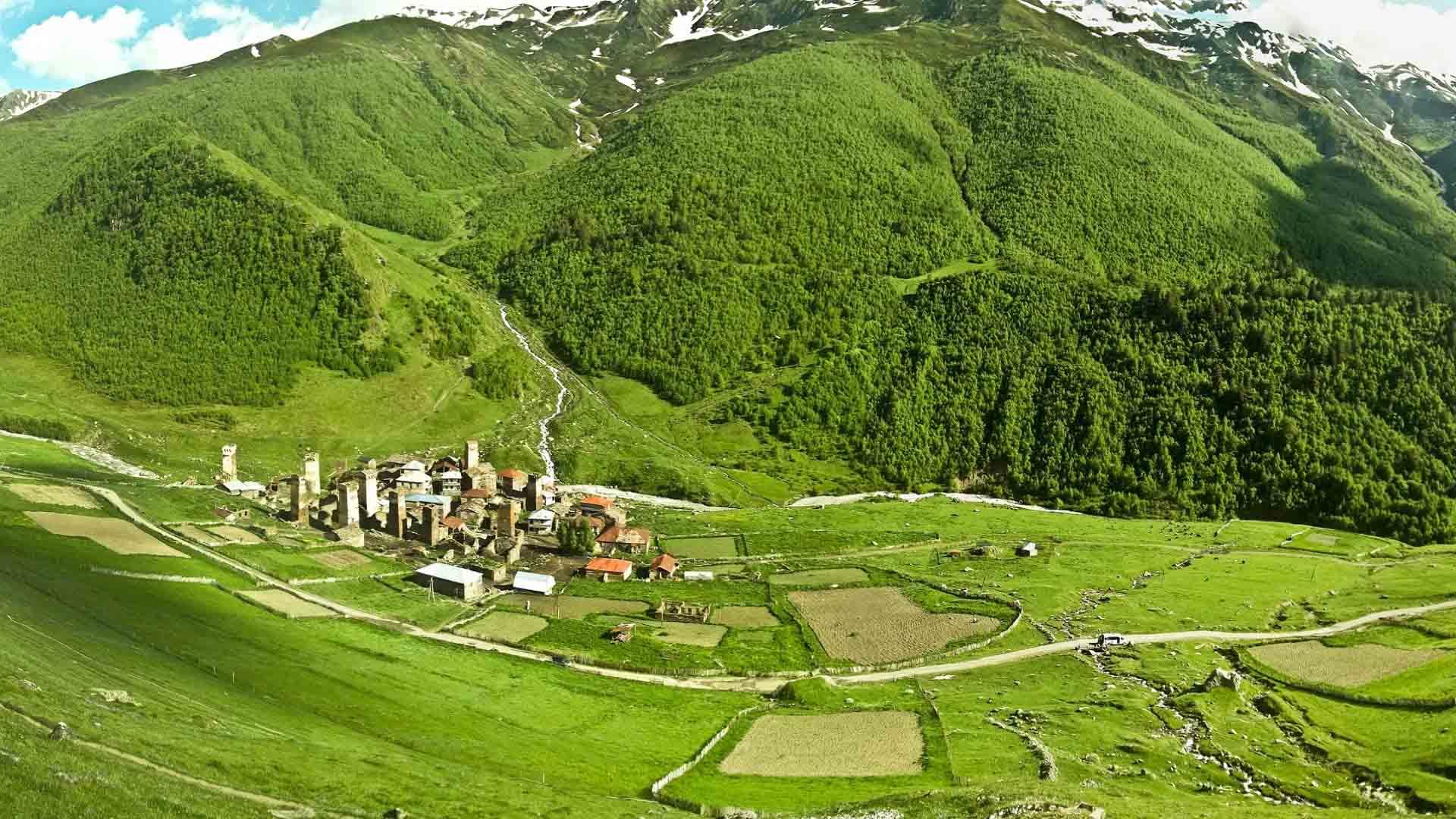 Svaneti Tour