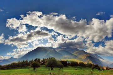 Cloudy Kazbegi