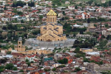 Sameba, Tbilisi